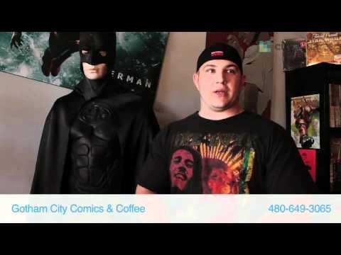 Gotham City Comics & Coffee
