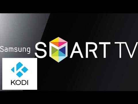 How to get Kodi on your Samsung smart TV