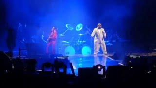 Prince  + Cee Lo Green -  Crazy at Madison Square Garden NYC 02/07/11