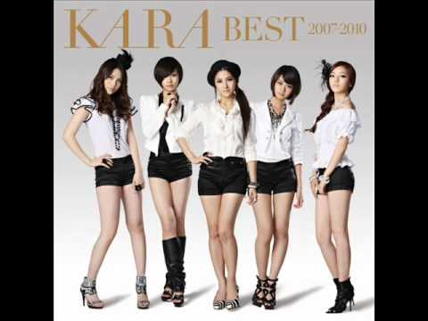 KARA - Umbrella - KARA BEST 2007 - 2010