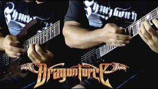 DRAGONFORCE - Defenders Guitar Cover