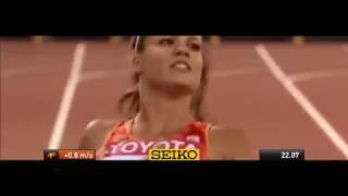 【世界陸上2017】女子200m決勝