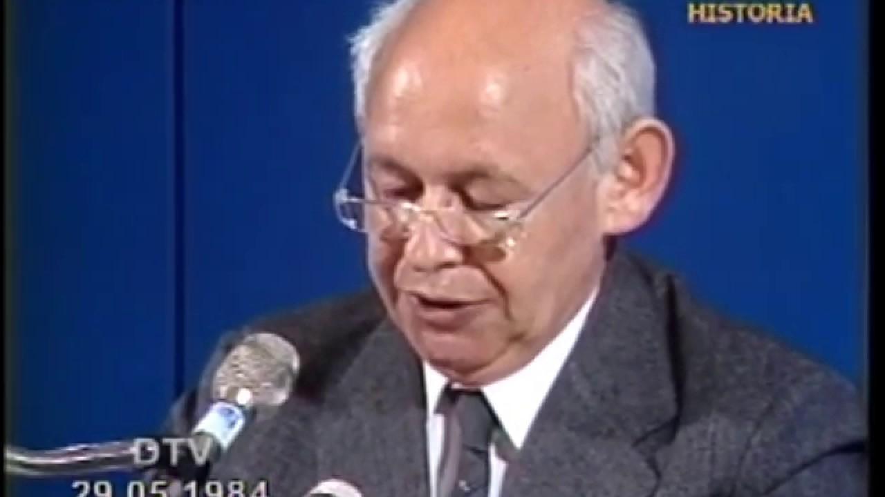 29.05.1984 Uczyli się od nas jeść widelcem – krytyka Francji