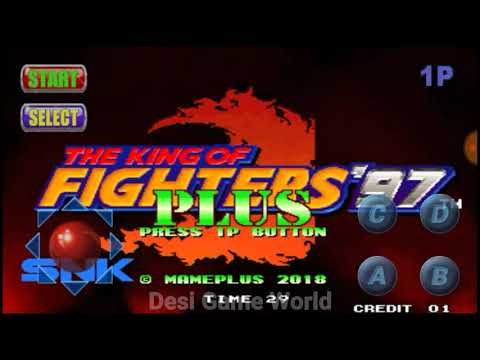 Download And Play Kof - The King Of Fighters 97 Super Plus Edition On Android Must Watch