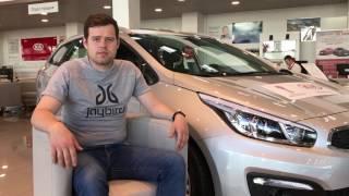 видео KIA Ceed SW 2017-2018: купить новый Киа Сид СВ у официального дилера в Москве