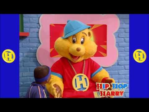 Hip Hop Harry Play Along - Episode 3 - I Like To Move