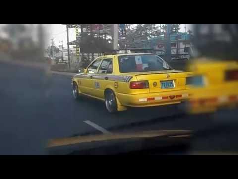 NISSAN SENTRA B13 (Panamá) - YouTube