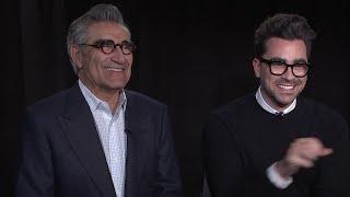 First Crush: Eugene & Daniel Levy