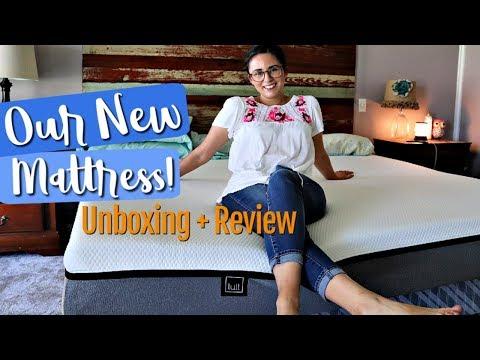 Lull Mattress Unboxing + 30 Day Review