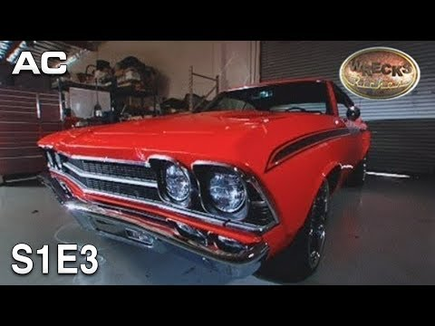 Wrecks to Riches | S01E03 | Dad Stole My Car | Chevy Chevelle