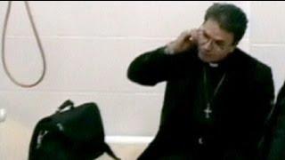 Rahibin midesinden kokain çıktı