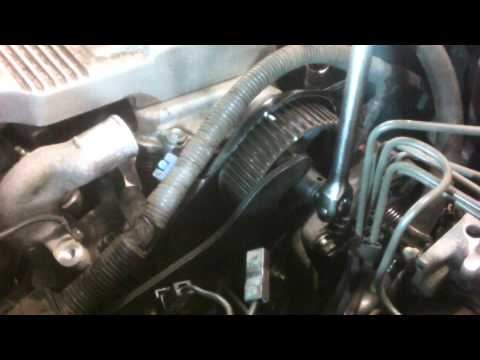 timing belt water pump replacement 2007 toyota sienna 3 3l. Black Bedroom Furniture Sets. Home Design Ideas