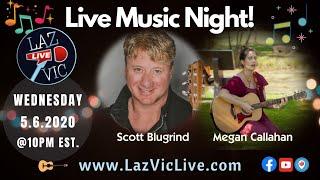 Live Music Tonight! #LazVicLive #LiveMusic