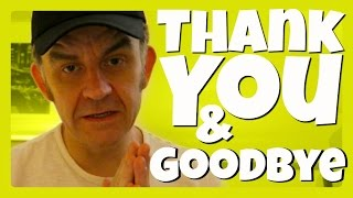 THANK YOU & GOODBYE | Les Mis | Matt Harrop | Singapore