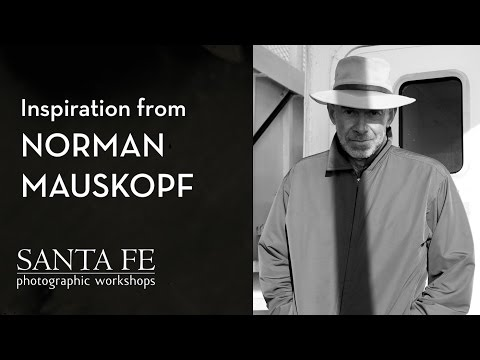 Inspiration from Norman Mauskopf