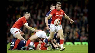 Full-time highlights: Wales 34-7 Scotland   NatWest 6 Nations