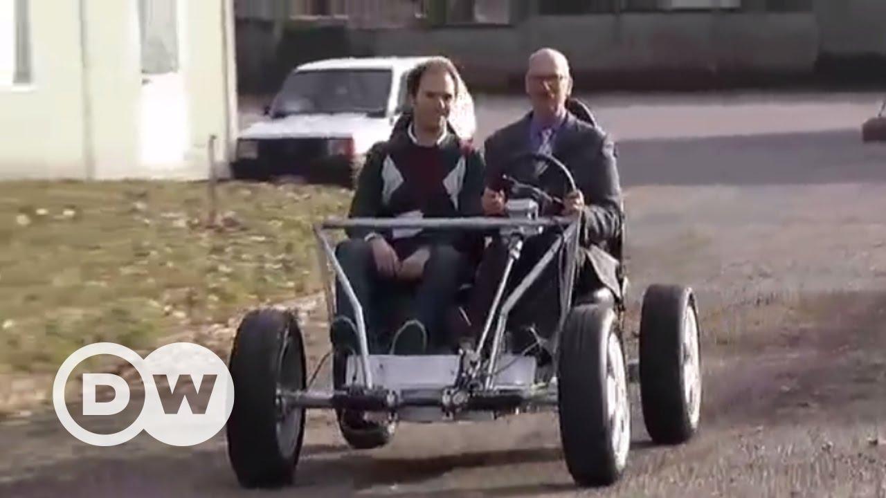 Ev yapımı araba! - DW Türkçe