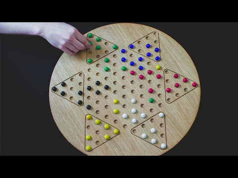 Building a Chinese Checkers Board with Shaper Origin