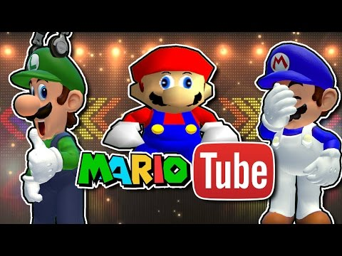 SMG4: MarioTube
