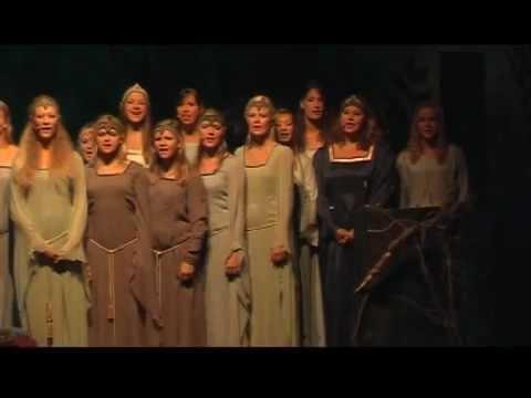Teatergruppen Klima, Musical Elverkongens Krone - Ouverture