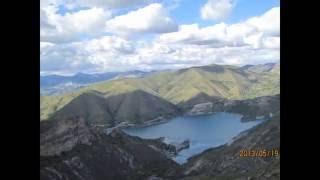 スペイン・グラナダの雄大な大自然