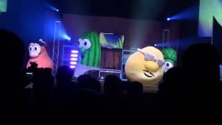 Veggie Tales Live - Bellybutton - PA 2012