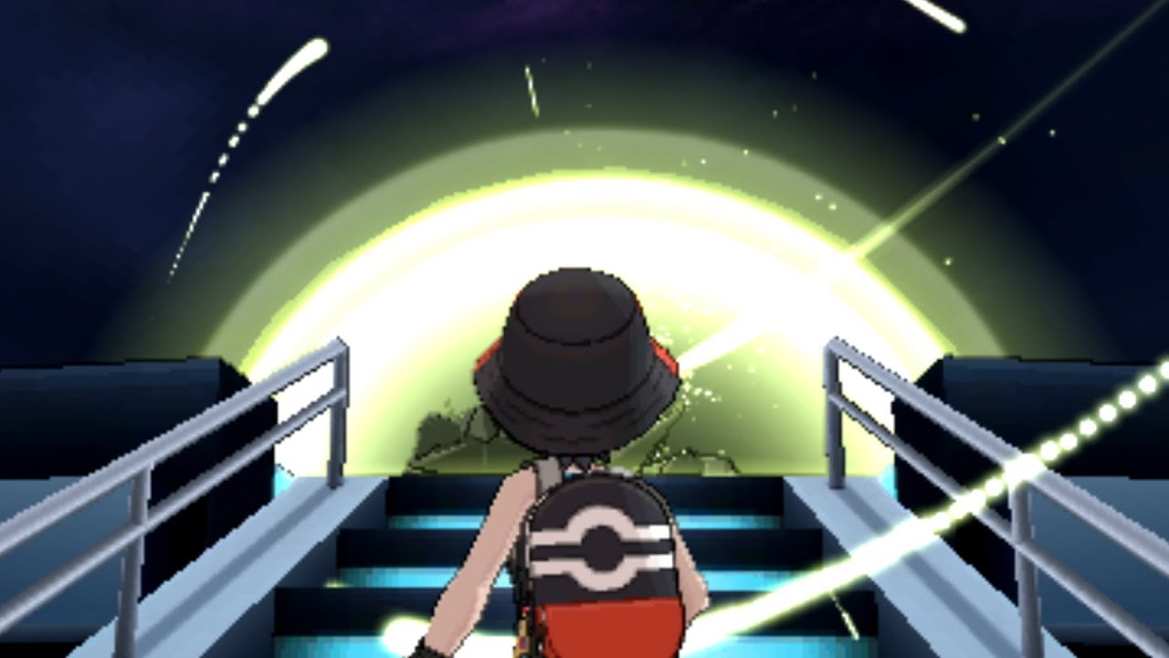 Darkness Approaches the Alola Region in Pokémon Ultra Sun and Pokémon Ultra Moon!