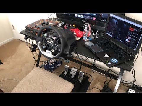 Gran Turismo Sport - Thrustmaster TGT Personal Feedback With Erickgtr3123 - #CnF #Community #TGT