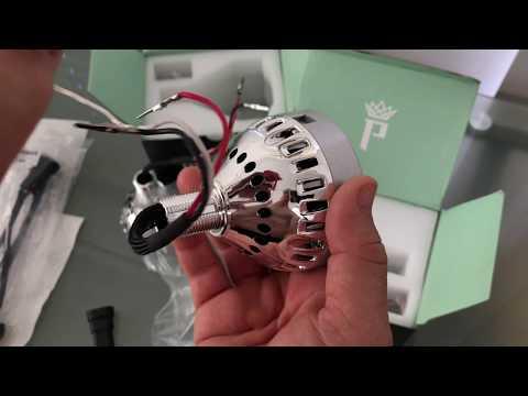 PROFILE HI-LENS LED Projector Bulb Install