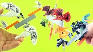 LEGO Dinosaur Fidget Spinners - Jurassic World Lego Dinosaurs Fidget Spinner Contest - Indominus Rex