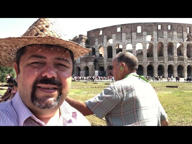 Gânduri din Roma - August 2019