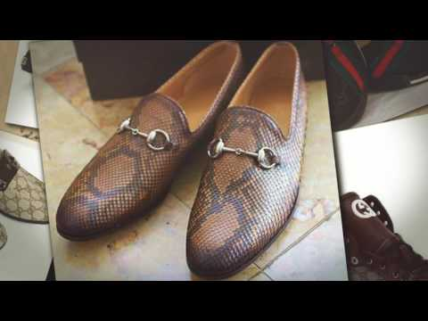 Gucci loafers men 720p