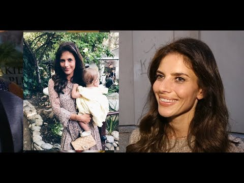 Weronika Rosati nie opuszcza córki: Jest ze mną na planie cały czas  Wideoportal