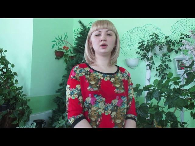 Изображение предпросмотра прочтения – АнжеликаКаляцкая читает произведение «Дым» Ф.И.Тютчева