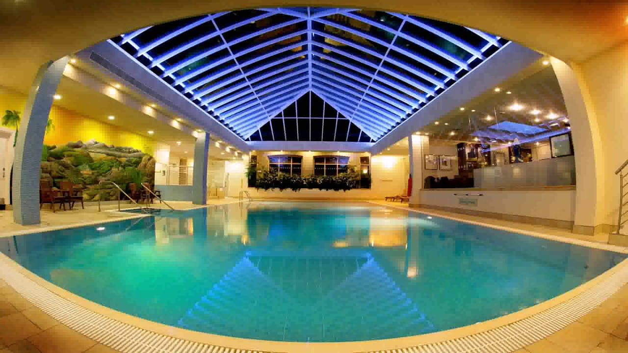 Rooftop swimming pool design in house youtube for Rooftop pool design