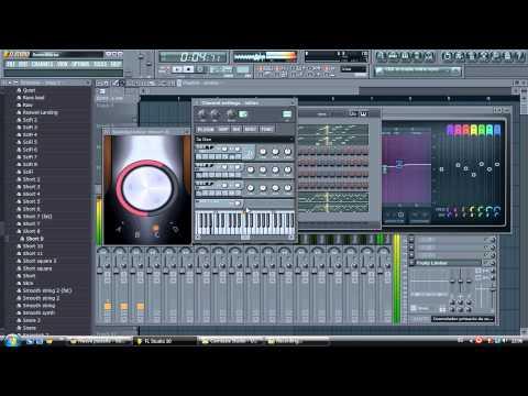 Make a melody in Fl Studio - 25 minutes - Daniel Mesa