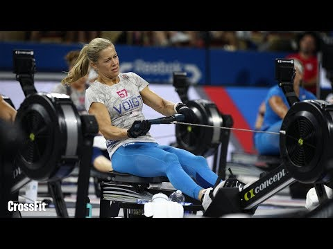 2018 CrossFit Games | Individual Marathon Row