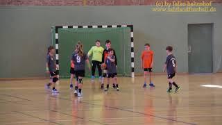 E-J Handball - SG Lok Schönebeck II - HC Aschersleben am 2018-03-18