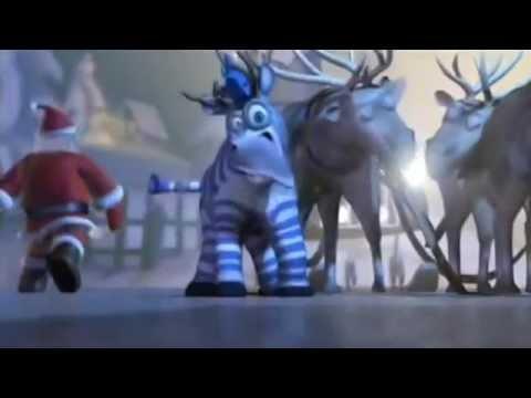 C'è un intruso tra le renne di Babbo Natale