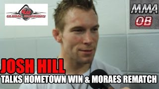 GWFC 2: Josh Hill Post Fight Interview