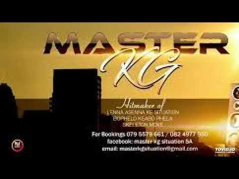 Master KG ft. Zanda - Skelton move+ lyrics