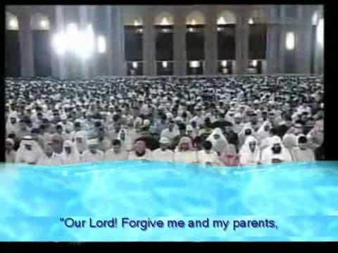 Beautiful Recitation Mishary Rashid AlafasySurah Ibraheem
