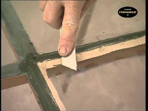 Berühmt Renovierungsanstrich von Holzwerstoffen im Außenbereich (www LI45