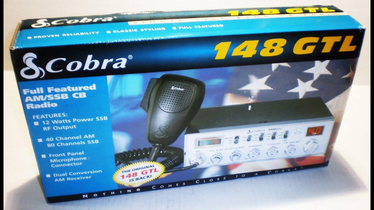 Cobra 148 GTL
