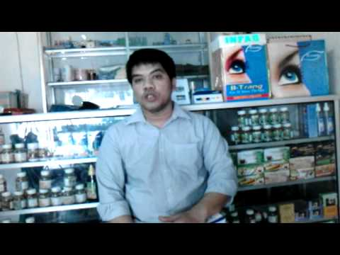 Pengobatan Mata Tanpa Operasi /B-Trang