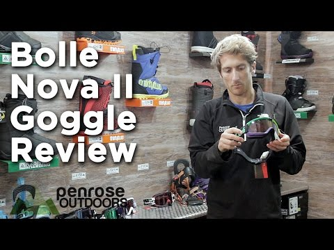 Bolle Nova II Goggle Review