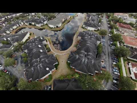 DJI MAVIC AIR ASTEROID AND VIDEO TEST