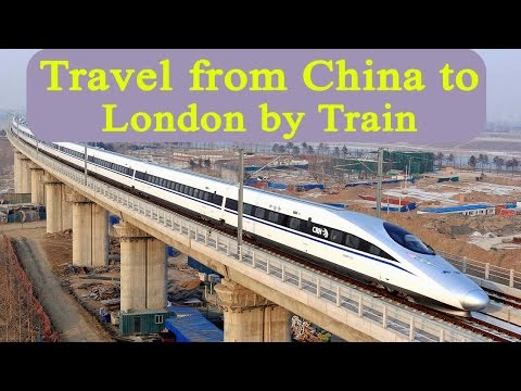 China freight train to London: Another step in exploring ancient trade routes | Oneindia News