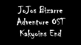 JoJo's Bizarre Adventure OST Kakyoin End
