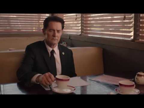 Special Agent Dale Cooper - Most Badass Moment (Twin Peaks diner scene Cooper vs. cowboys)